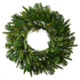 Vickerman 60in. Green 576 Tips Wreath