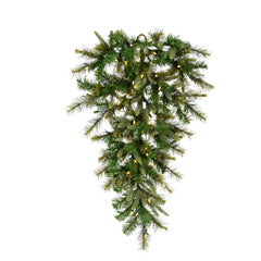 Vickerman 48 in. Cashmere Teardrop LED 50Warm White