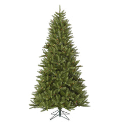 Vickerman 8.5Ft. Green 2544 Tips Christmas Tree 800 Warm White LED Lights