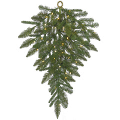 Vickerman 36 in. x 20 in. Durando Teardrop 50LED Warm White