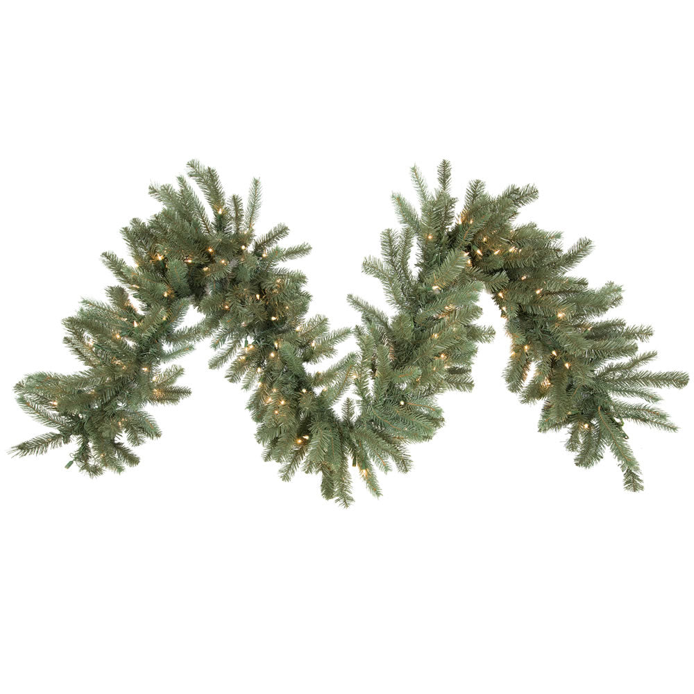Vickerman 9 ft. x 14 in. Colorado Garland Duralit 100CL