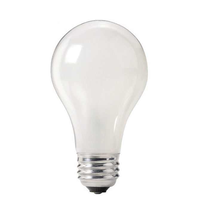 Philips 60w 120v A19 Soft White E26 Incandescent lamp - 4 bulbs