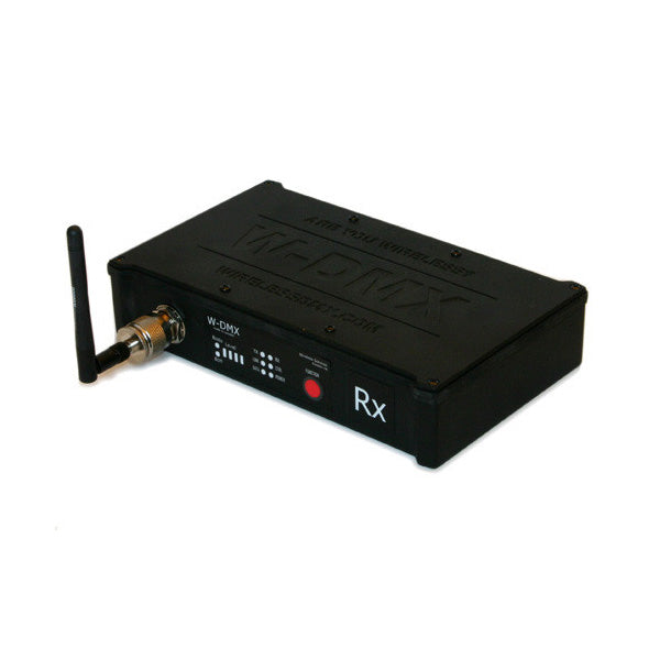 W-DMX BlackBox R-512 Indoor wireless receiver
