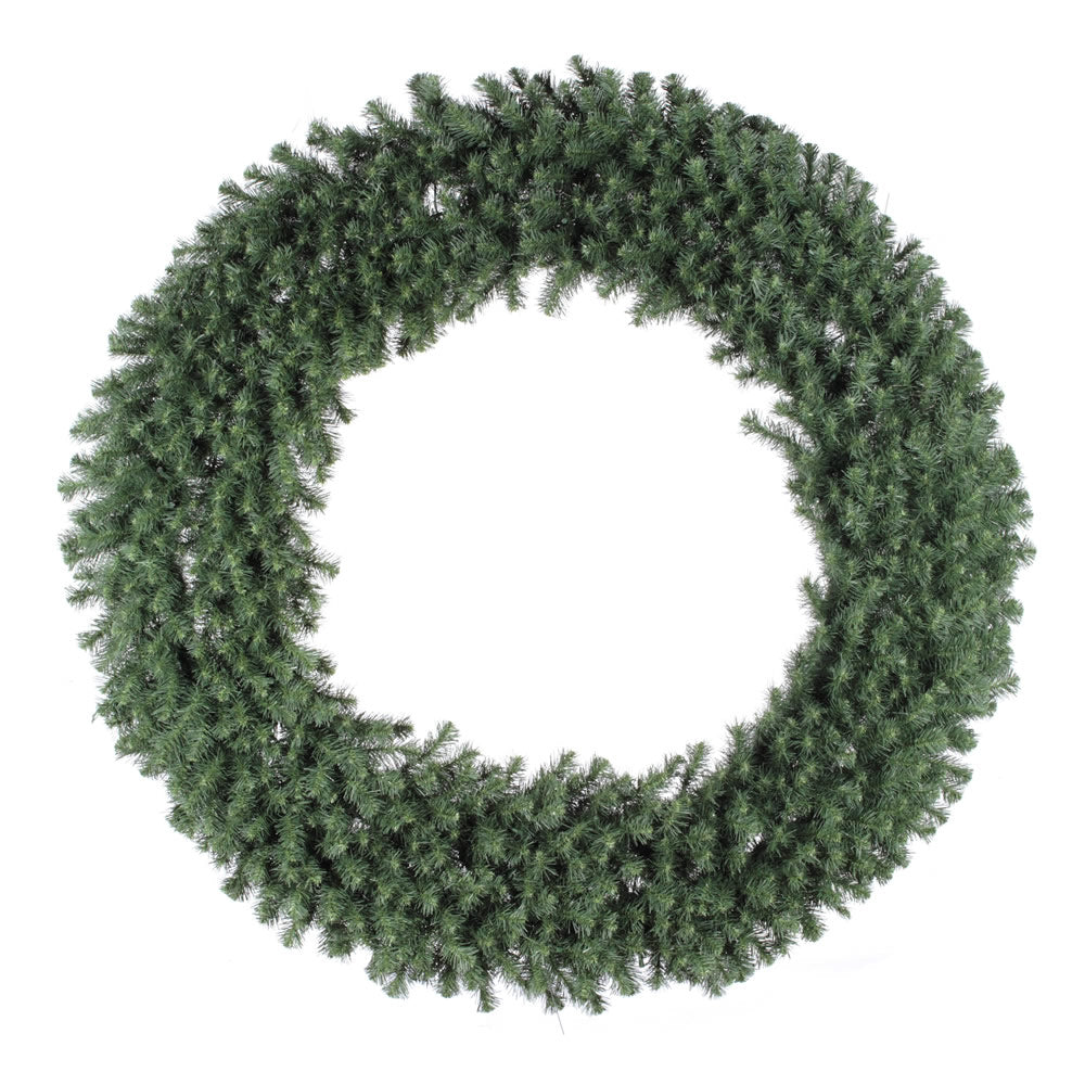 Vickerman 60in. Green 900 Tips Wreath