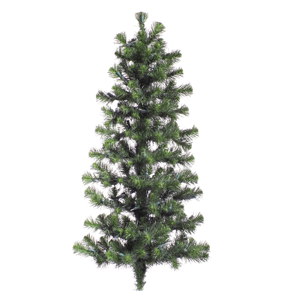 "48"" Douglas Fir Wall Tree 251 Tips"