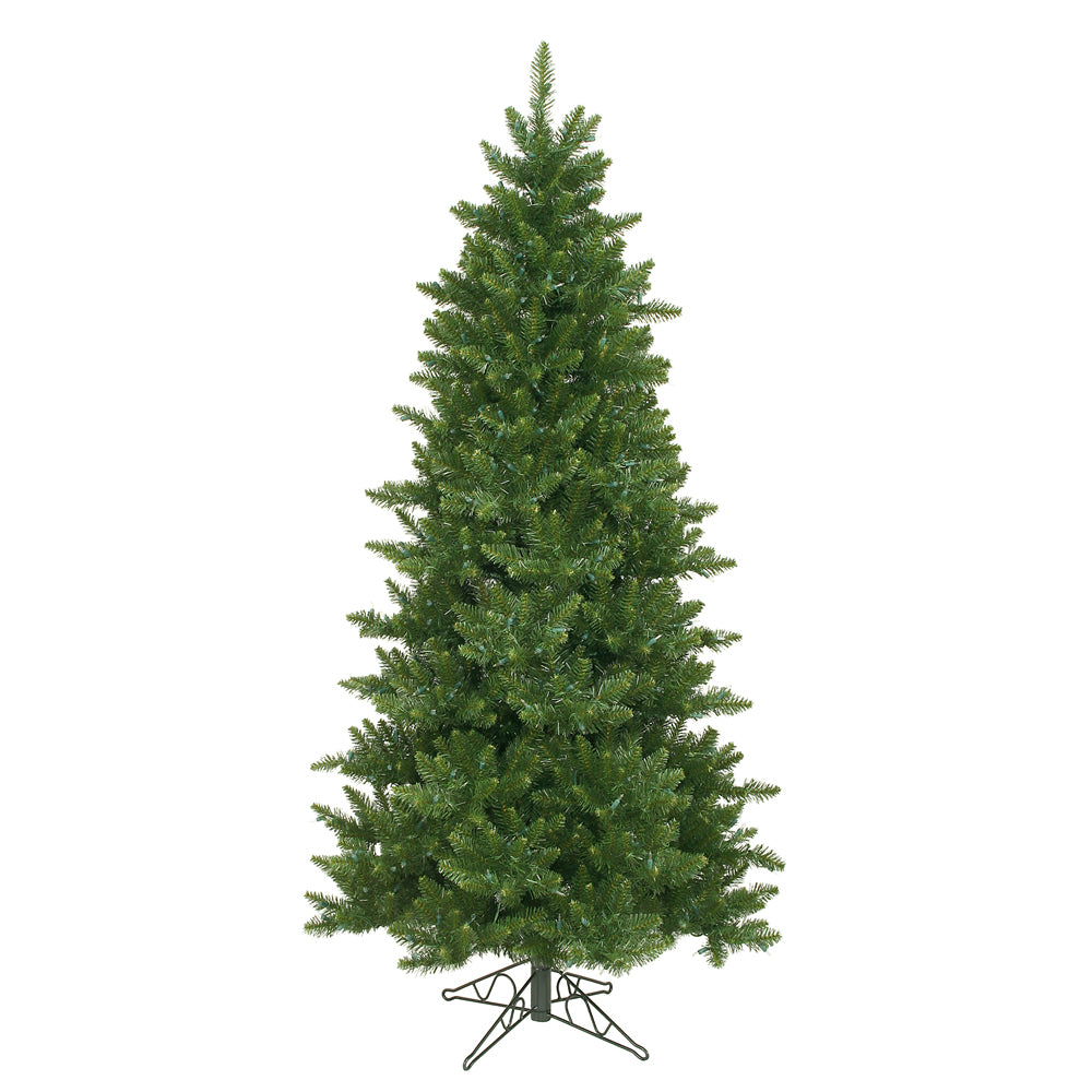 Vickerman 6.5Ft. Green 1078 Tips Christmas Tree