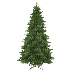 Vickerman 9.5Ft. Green 3006 Tips Christmas Tree