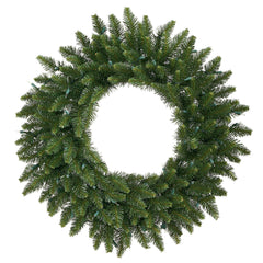 Vickerman 30in. Green 170 Tips Wreath
