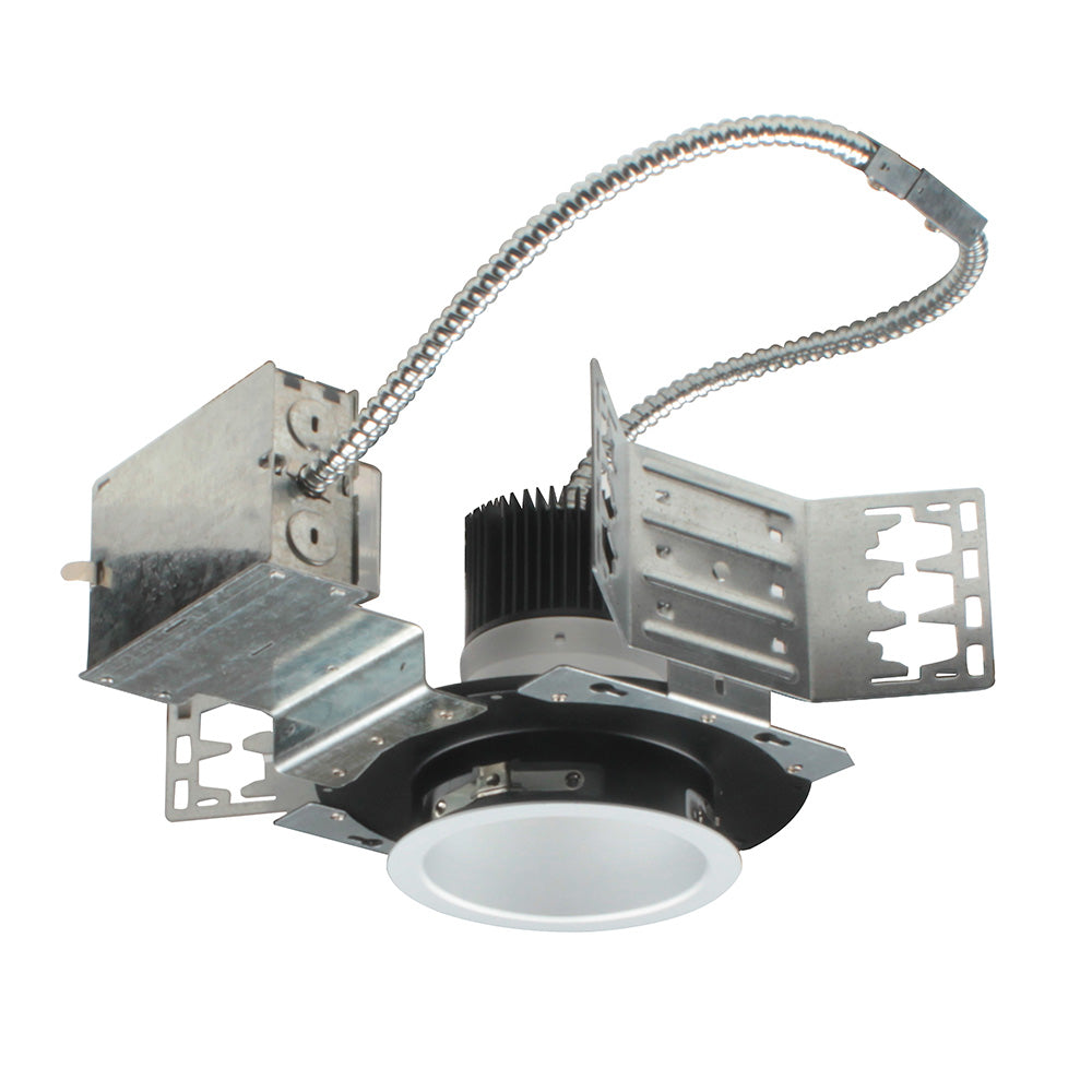 NICOR 4 in. 15W Architectural LED Downlight in 4000K