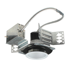 NICOR 4 in. 21W Architectural LED Downlight in 4000K