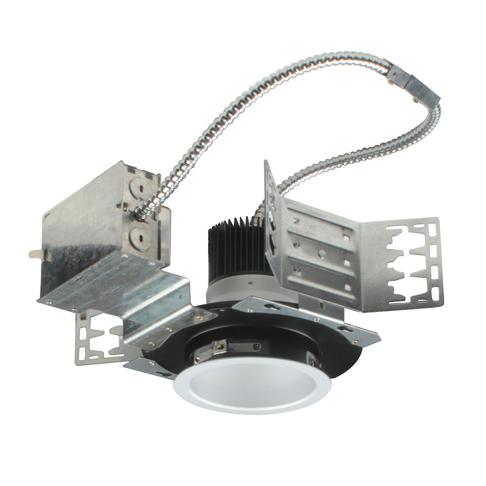 NICOR 4 in. 28W Architectural LED Downlight in 4000K