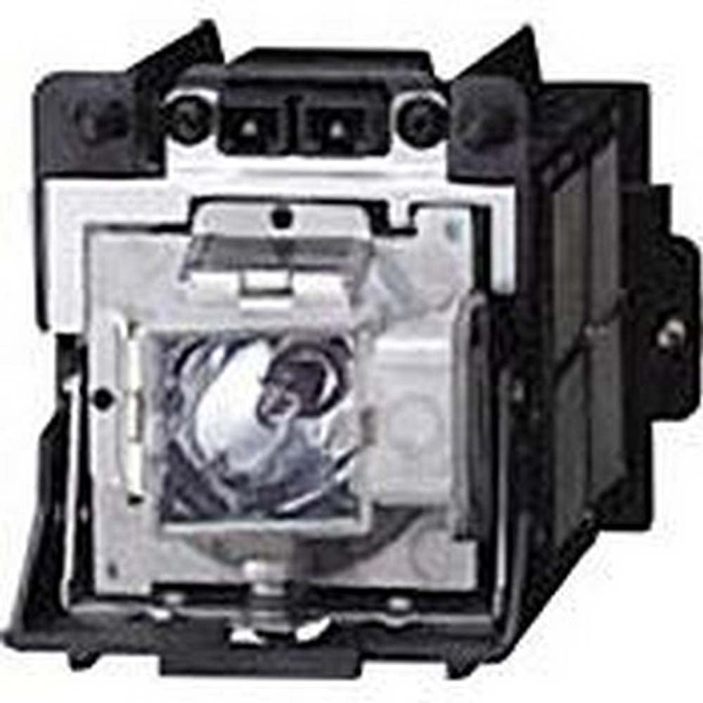 Sharp AN-P610LP Projector Housing with Genuine Original OEM Bulb