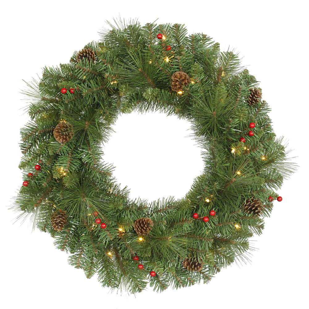 "30"" Cambridge Wreath 50CL 168T"
