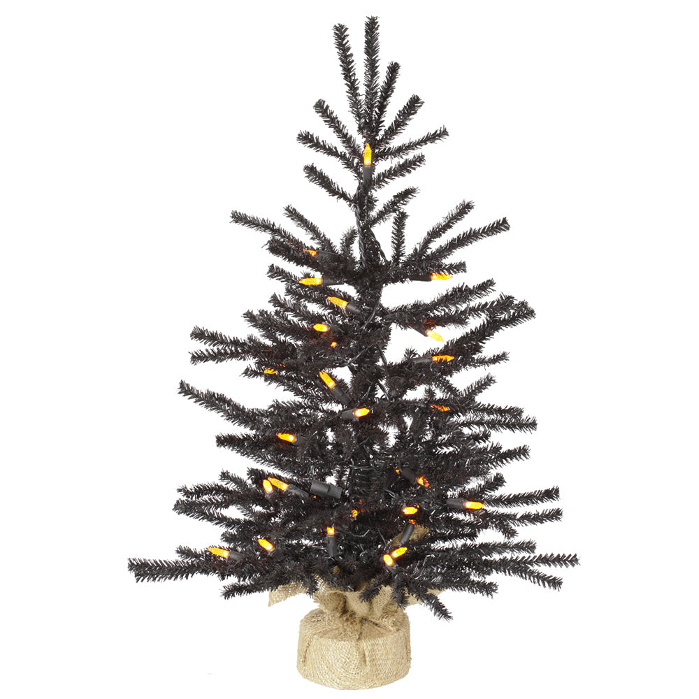 "24"" x 15"" Black Pistol Tree M5 35LED Org"