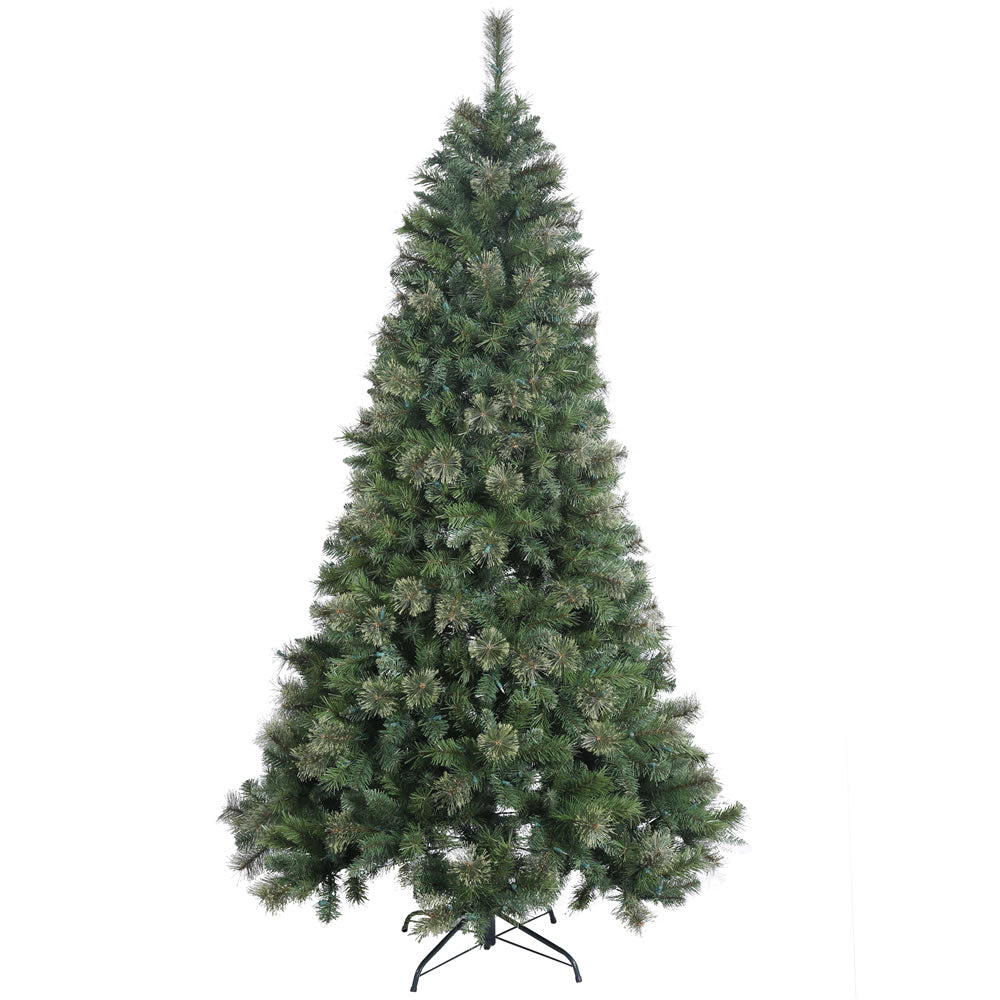 65Ft. x 42in. Butte Mixed Pine Tree 853 PVC/Hardneedle Tips