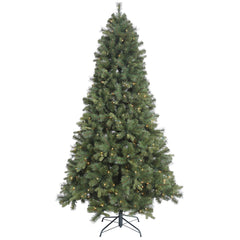 45Ft. x 34in. Classic Mixed Pine Tree 150 Clear Lights 472Tips