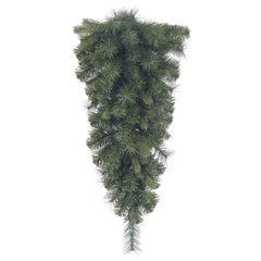 "Vickerman 30"" Unlit Classic Mixed Pine Teardrop Tree"