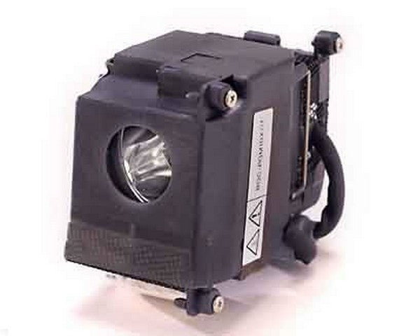 Mitsubishi X30 Projector Housing with Genuine Original OEM Bulb