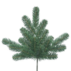 "21"" Oregon Fir Christmas Spray - 18 PVC Tips"