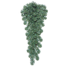 "Vickerman 36"" Unlit Oregon Fir Teardrop Tree - 48 PVC Tips"