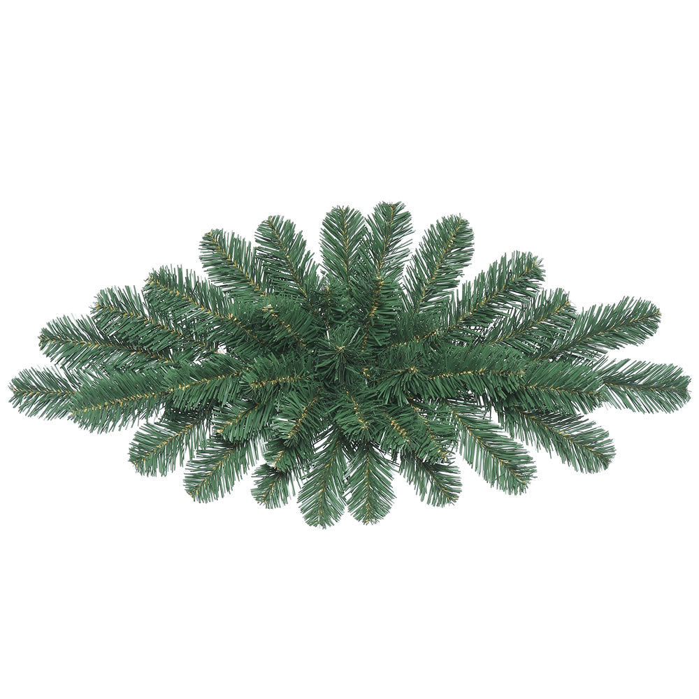 "30"" Oregon Fir Christmas Swag - 39 PVC Tips"