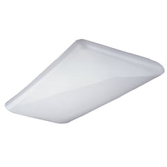 NICOR LED Decorative Cloud High-Output Ceiling Fixture, 3000K