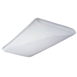 NICOR LED Decorative Cloud High-Output Ceiling Fixture, 5000K
