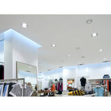 NICOR 6 in. LED Commercial Downlight Retrofit with High Performance Driver_1