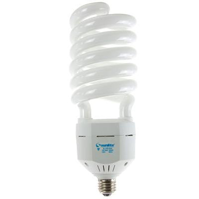 Sunlite 105w 120v Twist E26 4100k Cool White Fluorescent Light Bulb