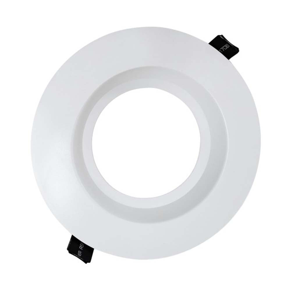 NICOR 6 inch Recessed Commercial LED Downlight, White, 3500K