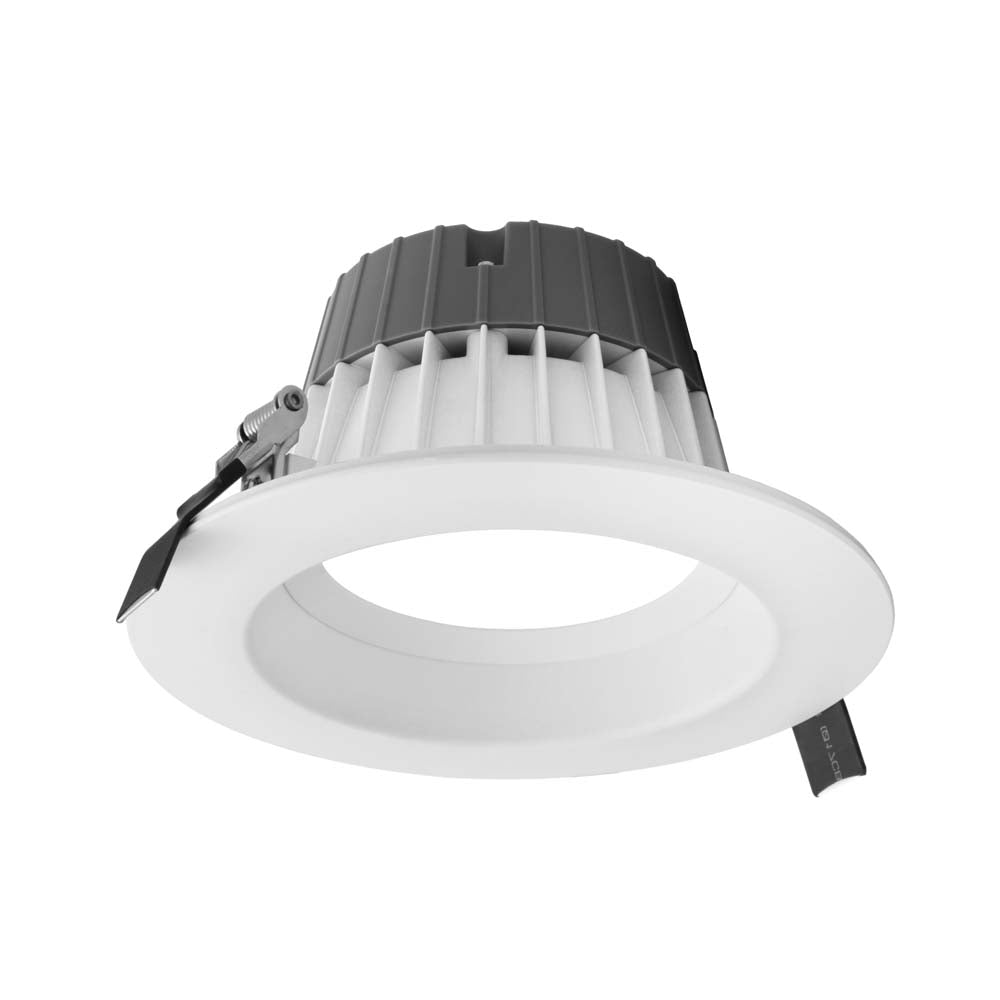 Nicor CLR-Select 6-inch White Commercial Canless LED Downlight Kit