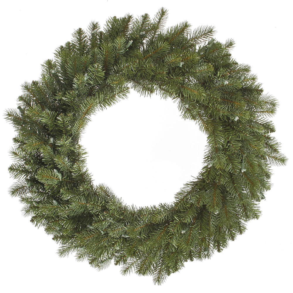 Vickerman 30in. Green 220 Tips Wreath
