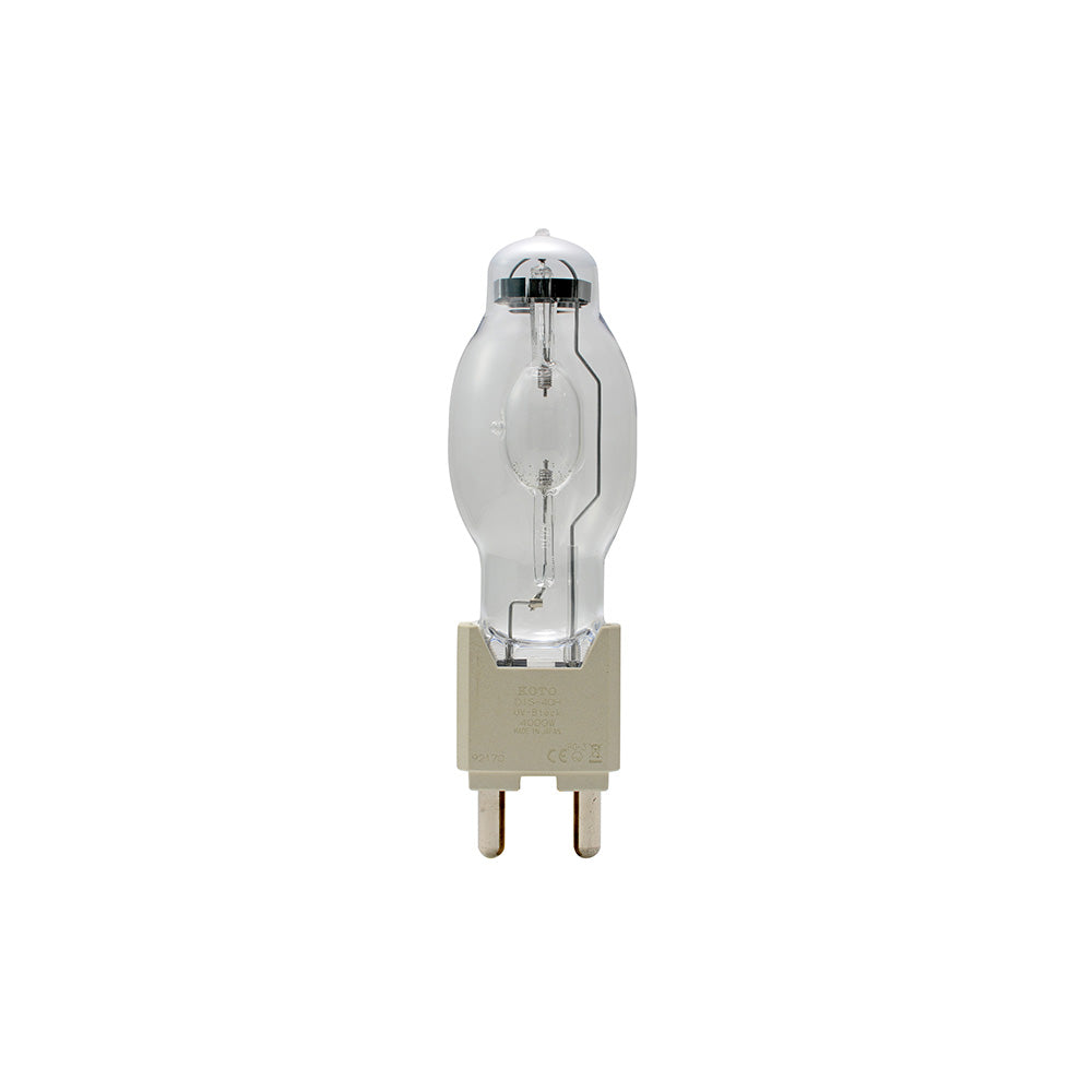 KOTO 4000w DIS-40H UV-B G38 Mogul Bipost metal halide Light bulb