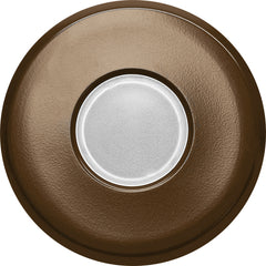 DLF SureFit Series Trim Plate, Round with Oil-Rubbed Bronze Finish