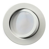 NICOR 4 in. LED Gimbal Downlight Retrofit Kit in 2700K_1