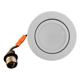 NICOR 4 in. LED Gimbal Downlight Retrofit Kit in 2700K_3
