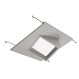NICOR 5 in. Multi-Adjustable Square LED Fixture with Housing in 2700K_2