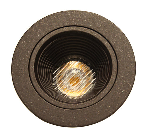 NICOR 2 in. LED Downlight with Baffle Trim in Oil-Rubbed Bronze, 3000K