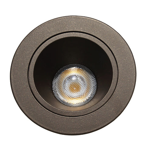 NICOR 2 in. LED Downlight in Oil-Rubbed Bronze, 3000K