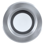 NICOR 4 in. Nickel LED Recessed Downlight in 2700K_2