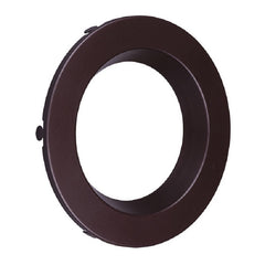 DLR4 (v5) Series Powder Coat Oil-Rubbed Bronze Steel Faceplate Trim