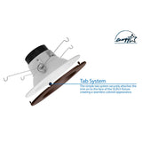 Nicor DLR56 SELECT Series 5/6 in. Oil-Rubbed Bronze LED Recessed Downlight - BulbAmerica