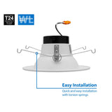 Nicor DLR56 SELECT Series 5/6 in. Oil-Rubbed Bronze LED Recessed Downlight_5