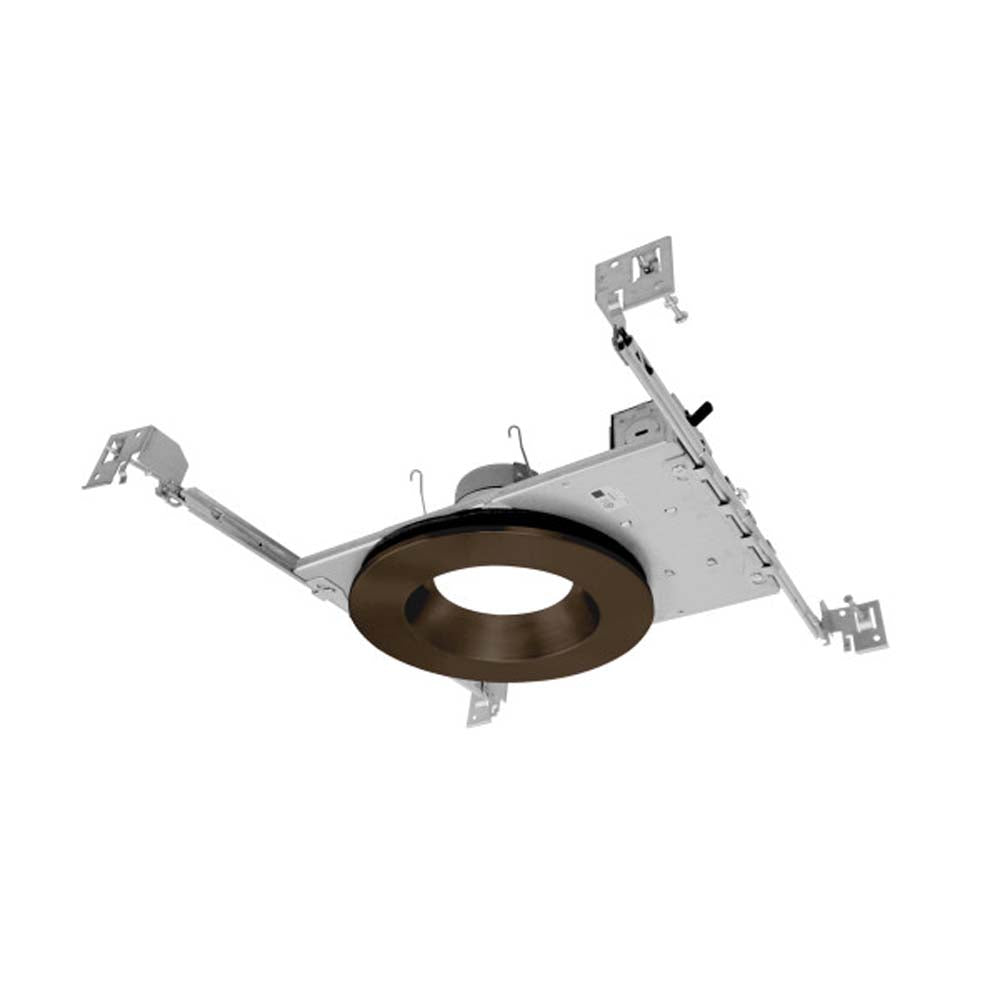 5/6-inch Oil-Rubbed Bronze Recessed LED Downlight System, 2700K