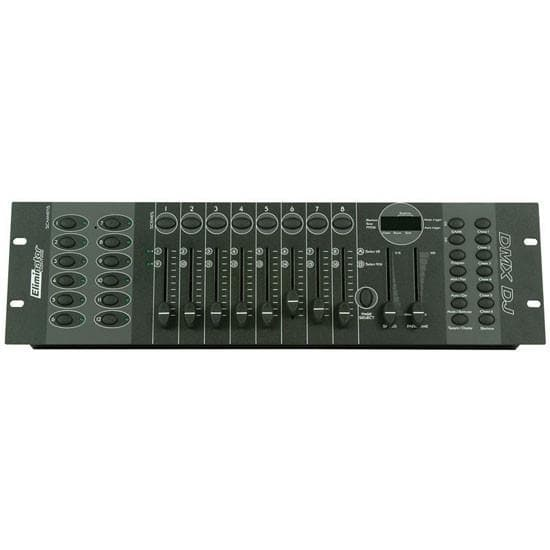 ELIMINATOR DMX-DJ Lighting Controller 192 DMX Channels