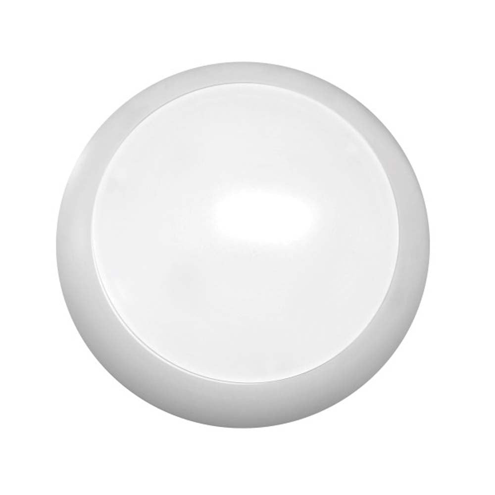 DSK Series 4 in. White Driverless LED Surface Mount Downlight in 4000K