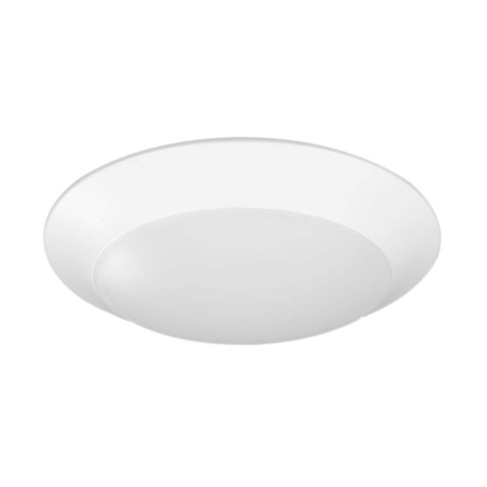 DSK (v2) 8-inch Driverless Surface Mount LED Downlight, 5000K