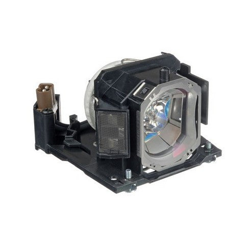 Hitachi CP-X8 Projector Housing with Genuine Original OEM Bulb
