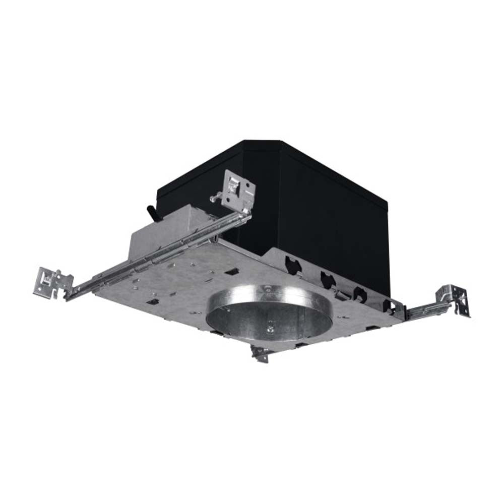 6 in. Fire Rated New Construction Recessed Housing with IDEAL Quick Connect