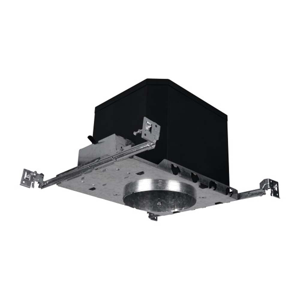 6 in. Fire Rated New Construction Recessed Housing with Edison Base